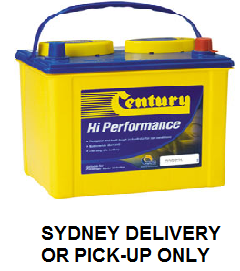 Century Automotive Batteries