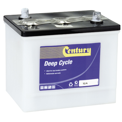 Deep Cycle & RV Wetcell Battery