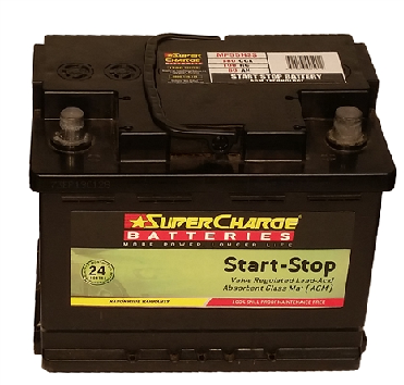 Automotive Start /Stop Batteries