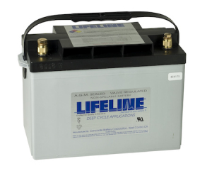 Lifeline Batteries Drycell / AGM
